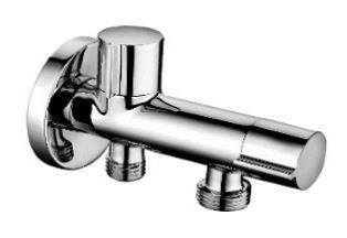 Llave WC con grifo higiénico